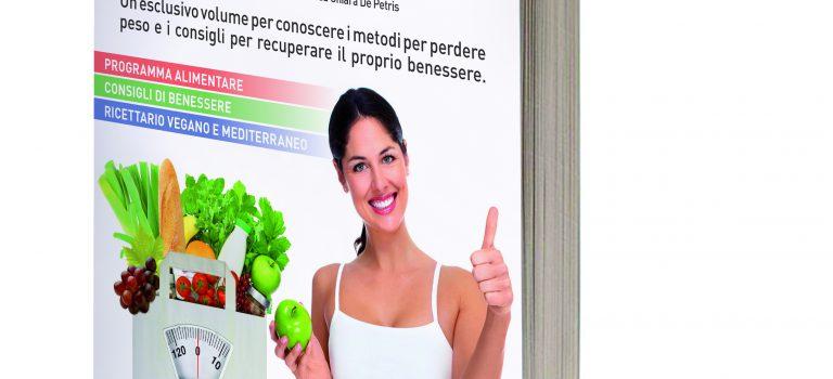 """Libro """"Mangiare in forma"""""""